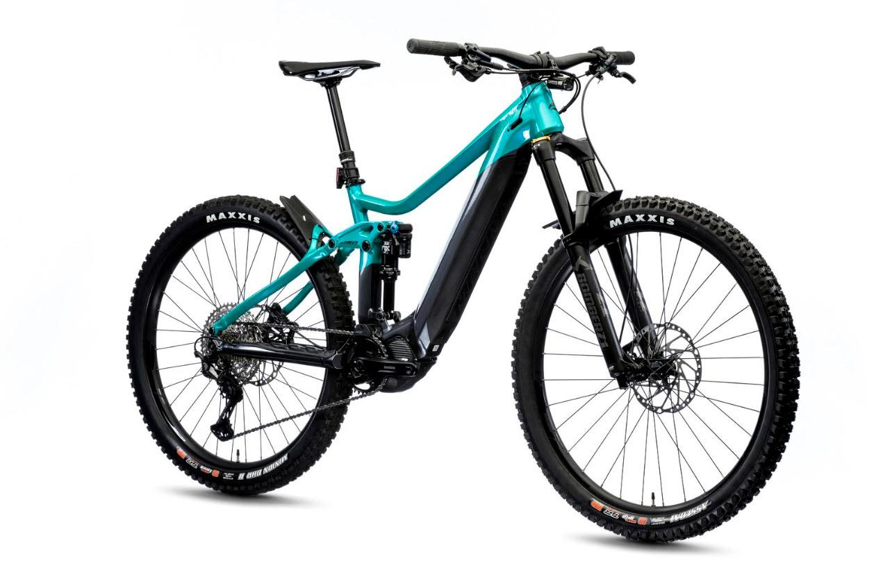 אופני הרים חשמליים MERIDA eONE-SIXTY 700 2021