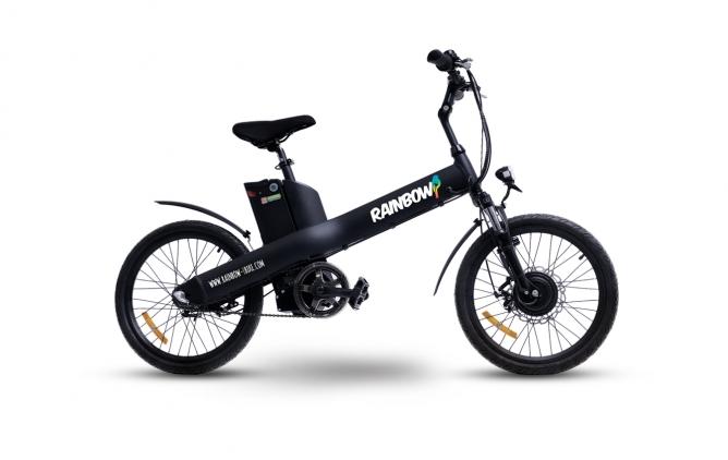 בנפט אופניים חשמליים ( אופניים חשמליות ) MU-79
